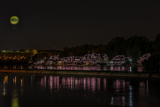 Boathouse Row, Philly