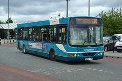 Arriva VDL SB120 2554.DK55FYV - Widnes