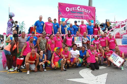 Stonewall Pride 2014