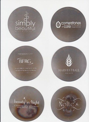 Custom gobo designs