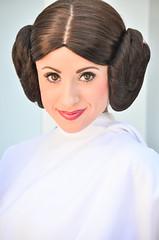 Princess Leia (EverythingDisney) Tags: starwars princess disney disneyworld princessleia wdw waltdisneyworld dhs leia starwarsweekends disneyhollywoodstudios