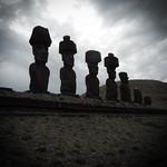 Ahu Nau Nau (Chile)