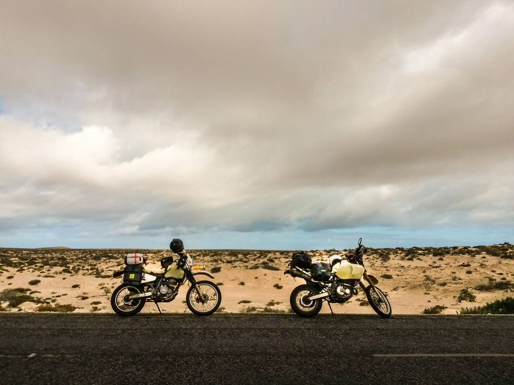 Our Bikes, West Coast, South Africa