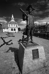 Captain Vancouver, King's Lynn (Whipper_snapper) Tags: uk england vancouver pentax norfolk gb quayside kingslynn pentaxk5