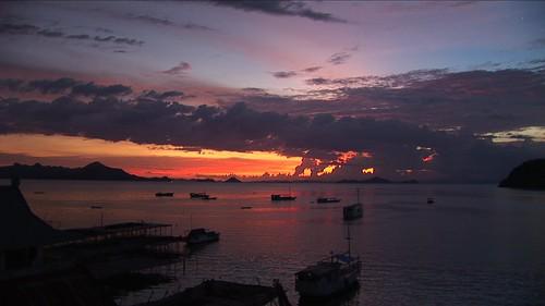 Indonesia - Flores - Labuan Bajo - Sunset - 6