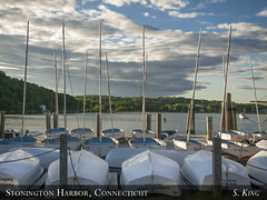 Stonington Harbor, Mystic Connecticut (sking5000) Tags: club boats harbor connecticut ships maritime approved mystic yaught stonnington sking5000