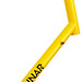 Gunnar Roadie in Gunnar Yellow with Black Bullseye Decals
