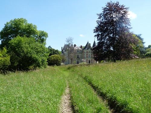 Château de Grésillon (Baugé)