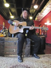 Backstage with Kevn Kinney
