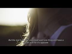 Cinematic (Kaat dg) Tags: light summer 50mm golden nikon quote hour cinematic 14g d5100