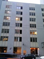 (sftrajan) Tags: 1ststreet firststreet architecture sanfrancisco downtown demolished gone kaplantestpreparation jackinthebox