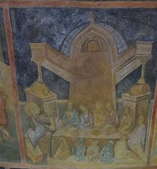 Ivanovo Rock Monastery, 14th century painting (17) (Prof. Mortel) Tags: painting monastery bulgaria orthodox fresco ivanovo