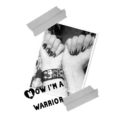 Be Strongim Strong Sometimes I Feel Alone But Now Im A Warrior And