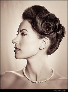 Portrait of a Classy Lady