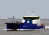 WINDEA ONE (cuxclipper ) Tags: boat schiff tender elbe watertaxi windenergy katamaran versorger windeaone offshorecat