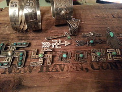 Whirling Log (whirlinglog) Tags: silver log route66 native turquoise american harvey fred sterling navajo whirling navaho