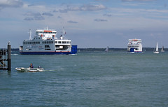 iow - wightlink ferries yarmouth 11-7-14 JL (johnmightycat1) Tags: ferry ship isleofwight