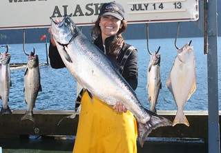 Alaska Salmon Fishing Lodge - Luxury 36