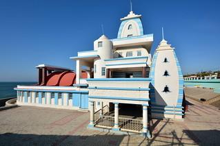 India - Tamil Nadu - Kanyakumari - Mahatma Gandhi Memorial - 3