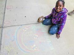 side walk chalk-9080 (samueltlogan) Tags: art kids children chalk illinois downtown north creative competition sidewalk 40 champaign