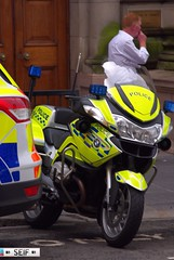BMW R1200RT Glasgow 2014 (seifracing) Tags: rescue cars scotland britain glasgow scottish police vehicles british emergency polizei spotting services policia recovery strathclyde brigade polizia ecosse 2014 seifracing