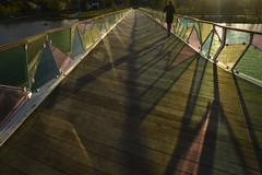 running again (UnprobableView) Tags: bridge rio ponte coimbra mondego perspectiv pontepedroeinês unprobableview coimbramanuelmiragodinho