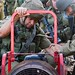 IDF Paratroopers Operate Within Gaza