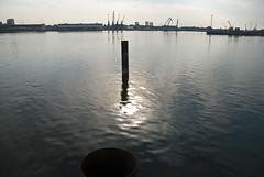 pipe (Rambynas) Tags: light port pipe pipeline klaipeda lithuania lietuva