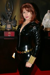 SDCC 2007 0649 (Photography by J Krolak) Tags: costume cosplay masquerade blackwidow comiccon sdcc sandiegocomiccon sandiegocomiccon2007 sdcc2007