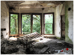 (No Stone Unturned Photography) Tags: house abandoned home oregon farmhouse rural urbex