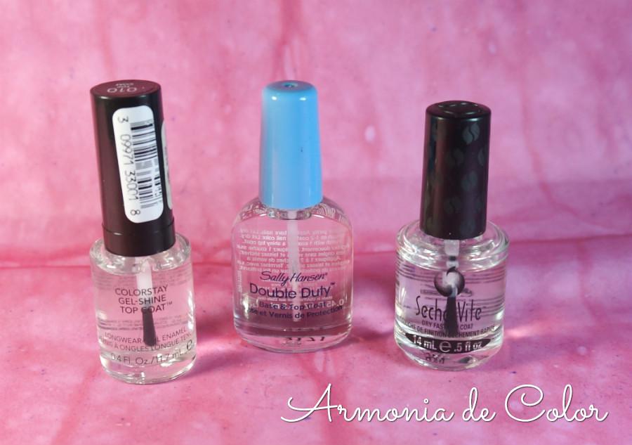 errores al pintarse las uñas 5