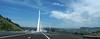Millau Viaduct (doc-harvey) Tags: bridge france canon viaduct brücke millau viaduc 2014 g10 hwschlaefer docharvey