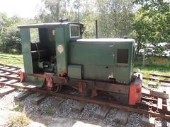 Ruston diesel shunter (DerekTP) Tags: museum diesel norden railway mining mineral locomotive swanage ruston purbeck narrowgauge 040dm pmmmg