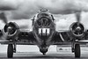 Comin' at ya (Rick Brandt) Tags: b17 worldwarii boeing bomber flyingfortress sentimentaljourney