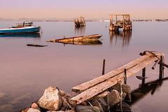 Way to eternity (Manuel Vilachan) Tags: longexposure sea dawn murcia