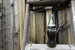 02468125-63-Coca-Cola Bottle Return for Refund-23 (Jim would like to get on Explore this year) Tags: wood old usa brown classic barn america bottle rust desert nevada rusty coke places cocacola crusty cokebottles mojavedesert 2014 eldoradocanyon canon5dmarkiii