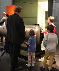 Peace & Security (fbizinc) Tags: people london education atomicbomb imperialwarmuseum