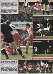 Manchester United vs Dukla Prague - 1983 - Page 15 (The Sky Strikers) Tags: manchester prague united away robson win wins highbury stoke storming dukla