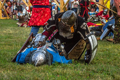 "Historical festival ""the Great Bolgar"" (Welcome people! I'm glad to see you here )) Tags: festival battle knights armor"