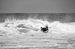 Not bad for an old man (alderney boy) Tags: surf wave alderney bodyboard bodyboarder corblets