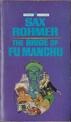 fumanchu-BRIDE-1933-1969 (The Holding Coat) Tags: pyramid fumanchu steveholland saxrohmer lengoldberg