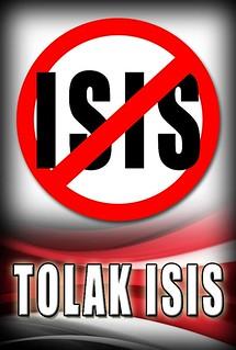Tolak ISIS Masuk NKRI