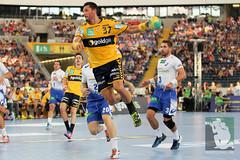 "DKB DHL15 Rhein-Neckar-Löwen vs. HSV Handball 06.09.2014 055.jpg • <a style=""font-size:0.8em;"" href=""http://www.flickr.com/photos/64442770@N03/14982660718/"" target=""_blank"">View on Flickr</a>"
