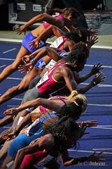 ISTAF 100m Womens (KLammipic) Tags: berlin sport eos womens sprint 550 istaf
