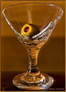 I Broke My Martini Glass