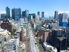 新虎通り Shitora-dori (ELCAN KE-7A) Tags: japan pentax hills 日本 東京 toranomon 2014 虎ノ門 doori ペンタックス 通り ヒルズ shitora 新虎