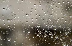 drops on the glass (Marghe Pucci) Tags: water glass rain drops pioggia vetro gocce