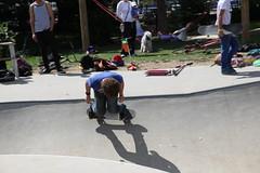 IMG_6421 (Fulham Palace and Bishop's Park) Tags: kids youth speed fun wheels event skateboard rides chldren hlf bishopsparkskateoff2014 skateboardingskateboardingparkdudes hlflotteryfundingheritagelotteryfunding