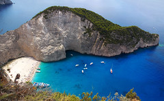 Shipwreck (Neil Mair Photography) Tags: beach europe ship cove neil greece shipwreck limestone zante zakynthos smugglers smugglerscove ionian navagio mair neilmair zakynthos2014