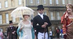 Bath (CliveDodd) Tags: austen festival bath jane promenade regency